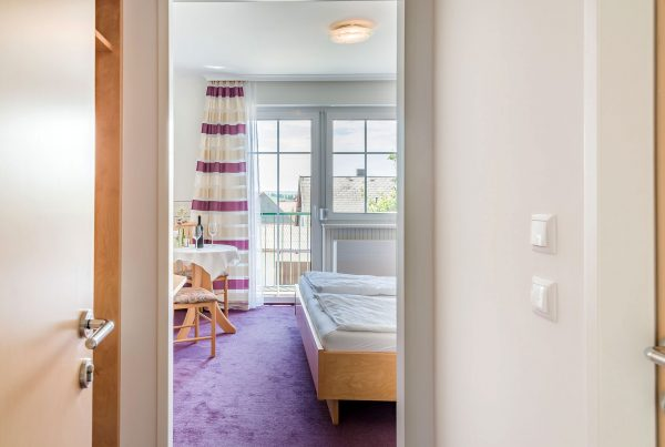 Zimmer 3 – Doppelzimmer (30m²)